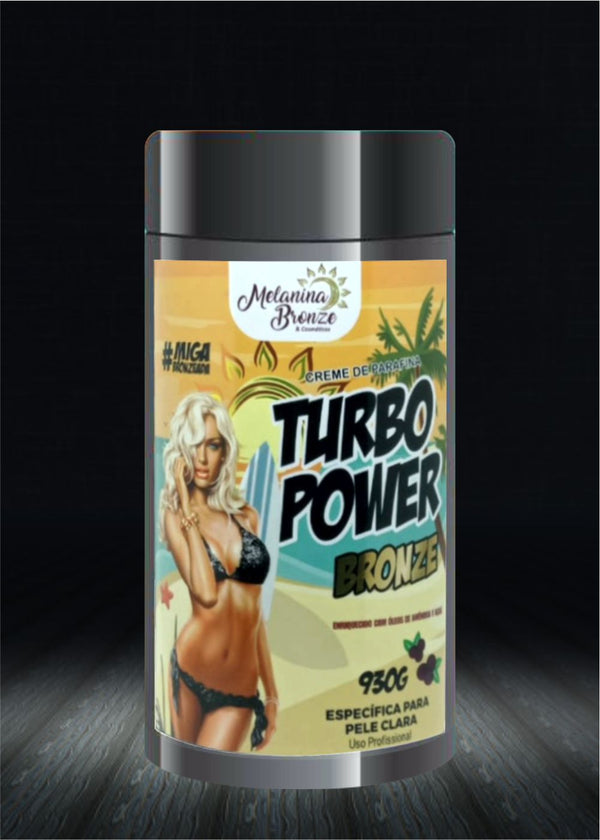 Parafina Turbo Power Melanina Bronze