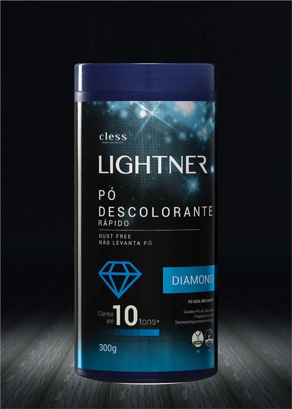 Pó Descolorante Cless Lightner Diamond