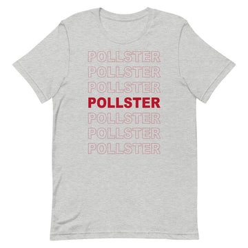Pollster Red T-Shirt