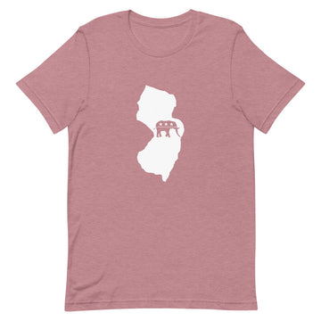 NJ Republican Short-Sleeve Unisex T-Shirt