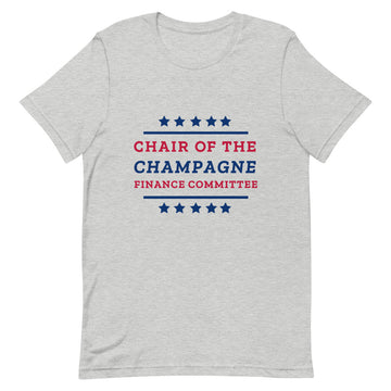 Chair of the Champagne Short-Sleeve Unisex T-Shirt
