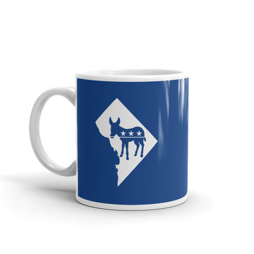 DC Democratic Mug
