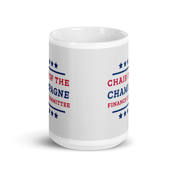 Chair of the Champagne Mug
