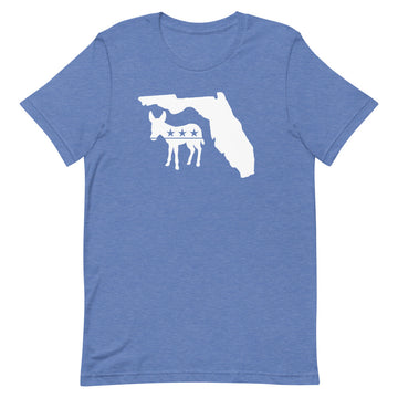 FL Democratic Short-Sleeve Unisex T-Shirt