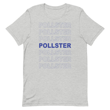 Pollster Blue T-Shirt