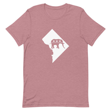 DC Republican Short-Sleeve Unisex T-Shirt