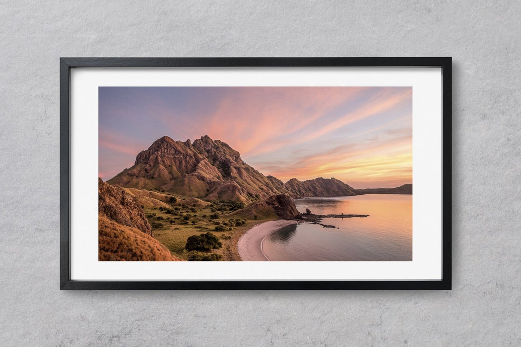 Padar Twilight - Kurt Vandeweerdt Photography