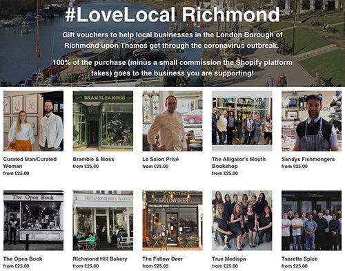 richmond upon thames local businesses