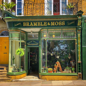 Bramble & Moss Flower Shop Richmond