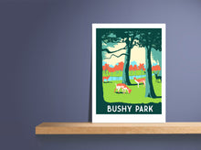 Load image into Gallery viewer, Bushy Park Digital Print