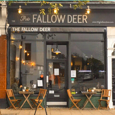 The Fallow Deer Teddington Gift Voucher