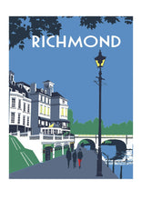 Load image into Gallery viewer, Richmond Riverside Print