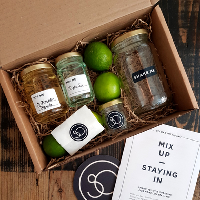 Lime Margarita - Home Cocktail Kit