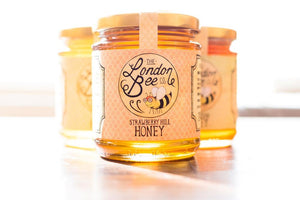 Unpasteurised Strawberry Hill Honey