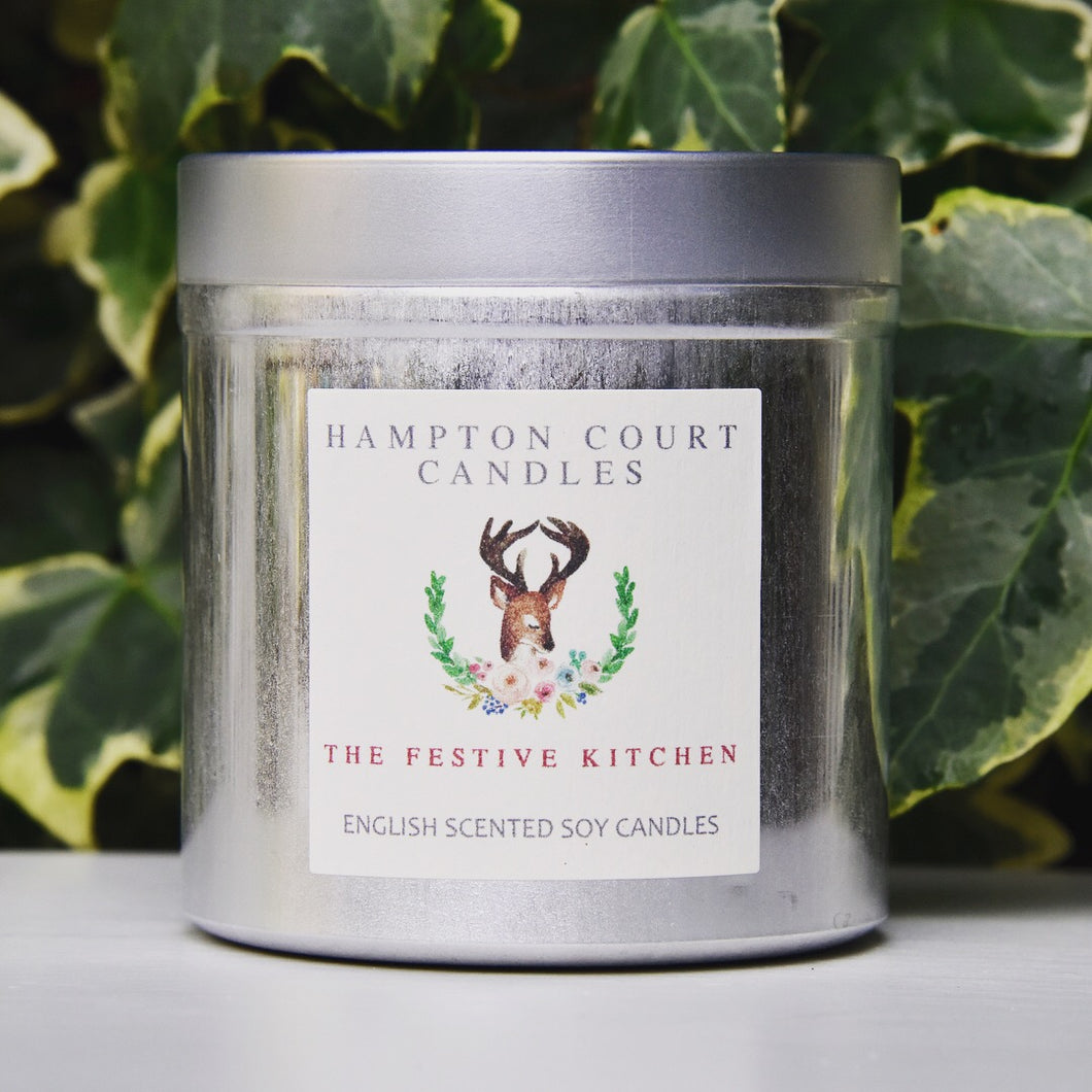 The Festive Kitchen - Hampton Court Candles