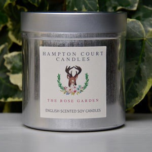 The Rose Garden Candle - Hampton Court Candles
