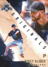 Load image into Gallery viewer, 2017 Panini Diamond Kings Baseball DK ORIGINALS Inserts ~ Pick your card