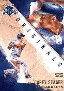 2017 Panini Diamond Kings Baseball DK ORIGINALS Inserts ~ Pick your card