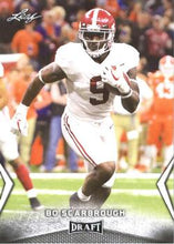 Load image into Gallery viewer, 2018 Leaf Draft Football Cards: #08 Bo Scarbrough