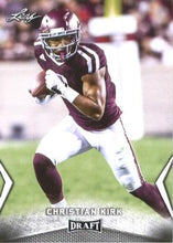 Load image into Gallery viewer, 2018 Leaf Draft Football Cards: #11 Christian Kirk