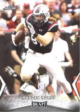 Load image into Gallery viewer, 2018 Leaf Draft Football Cards: #24 Hayden Hurst