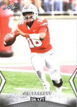 Load image into Gallery viewer, 2018 Leaf Draft Football Cards: #26 J.T. Barrett