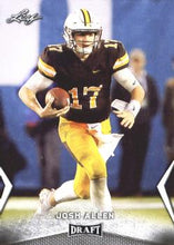 Load image into Gallery viewer, 2018 Leaf Draft Football Cards: #31 Josh Allen