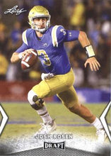 Load image into Gallery viewer, 2018 Leaf Draft Football Cards: #32 Josh Rosen