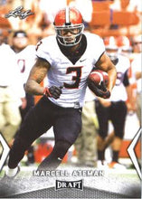 Load image into Gallery viewer, 2018 Leaf Draft Football Cards: #36 Marcell Ateman