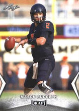 Load image into Gallery viewer, 2018 Leaf Draft Football Cards: #39 Mason Rudolph