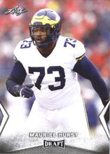 Load image into Gallery viewer, 2018 Leaf Draft Football Cards: #40 Maurice Hurst