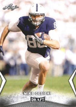 Load image into Gallery viewer, 2018 Leaf Draft Football Cards: #42 Mike Gesicki