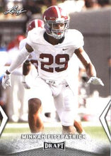 Load image into Gallery viewer, 2018 Leaf Draft Football Cards: #43 Minkah Fitzpatrick