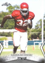 Load image into Gallery viewer, 2018 Leaf Draft Football Cards: #48 Rashaan Evans