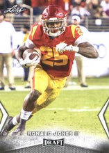 Load image into Gallery viewer, 2018 Leaf Draft Football Cards: #50 Ronald Jones II