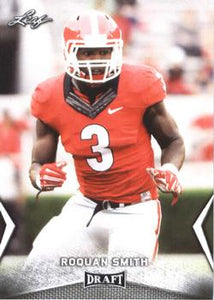2018 Leaf Draft Football Cards: #52 Roquan Smith