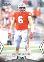 Load image into Gallery viewer, 2018 Leaf Draft Football Cards: #55 Sam Hubbard