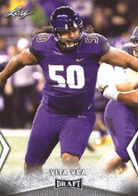 Load image into Gallery viewer, 2018 Leaf Draft Football Cards: #60 Vita Vea