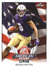 Load image into Gallery viewer, 2018 Leaf Draft Football Cards - All American: #AA-04 Dante Pettis