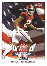 Load image into Gallery viewer, 2018 Leaf Draft Football Cards - All American: #AA-10 Minkah Fitzpatrick