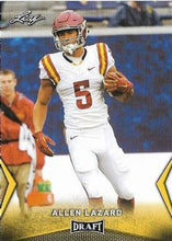 Load image into Gallery viewer, 2018 Leaf Draft Football Cards - Gold: #02 Allen Lazard