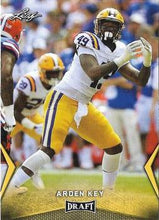 Load image into Gallery viewer, 2018 Leaf Draft Football Cards - Gold: #05 Arden Key