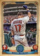 Load image into Gallery viewer, 2019 Topps Gypsy Queen Baseball Cards (101-200): #102 Rhys Hoskins