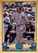 Load image into Gallery viewer, 2019 Topps Gypsy Queen Baseball Cards (101-200): #103 Miguel Andujar