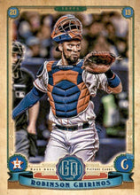 Load image into Gallery viewer, 2019 Topps Gypsy Queen Baseball Cards (101-200): #106 Robinson Chirinos