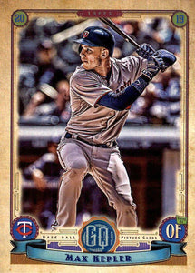 2019 Topps Gypsy Queen Baseball Cards (101-200): #107 Max Kepler