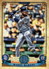 Load image into Gallery viewer, 2019 Topps Gypsy Queen Baseball Cards (101-200): #116 Manny Margot