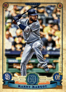 2019 Topps Gypsy Queen Baseball Cards (101-200): #116 Manny Margot