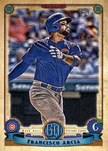 Load image into Gallery viewer, 2019 Topps Gypsy Queen Baseball Cards (101-200): #117 Francisco Arcia RC