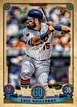 Load image into Gallery viewer, 2019 Topps Gypsy Queen Baseball Cards (101-200): #119 Luis Guillorme